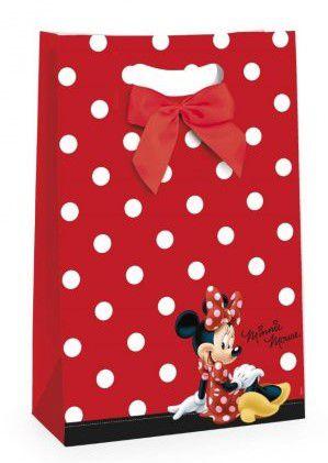 Caixa Flex P Minnie Joy Vermelha - Disney