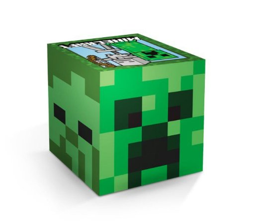 Cubo Decorativo Minecraft