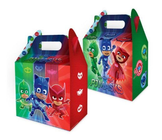 Caixa Surpresa PJ Masks