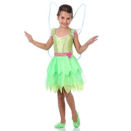 Fantasia Tinker Bell  Luxo - Sininho