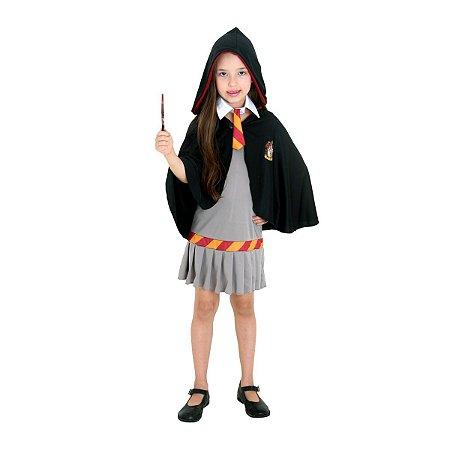 Fantasia  Infantil Harry Potter Hermione