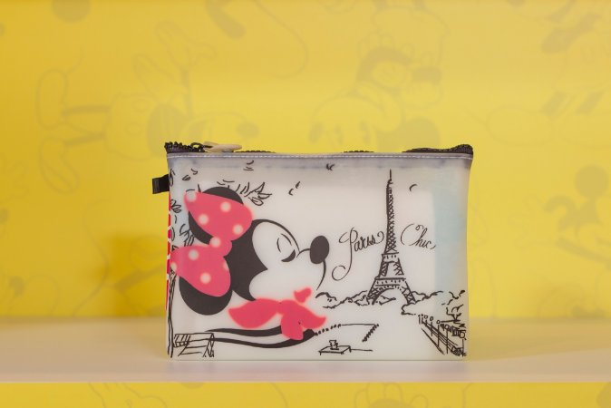 Necessaire Minnie Paris Chic - Disney