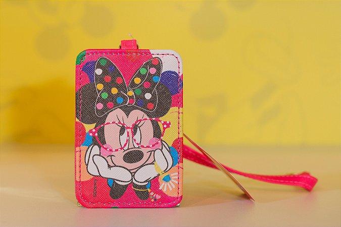 Tag para mala de viagem Minnie - Disney