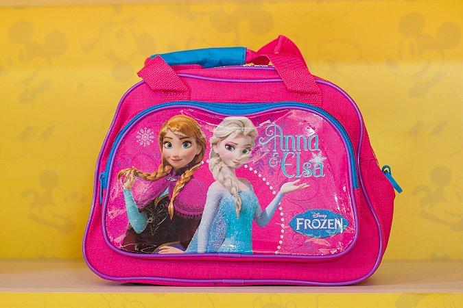 Bolsa de Viagem Frozen Rosa - Disney