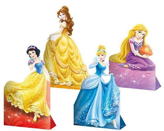 Decoração de Mesa Princesas Disney