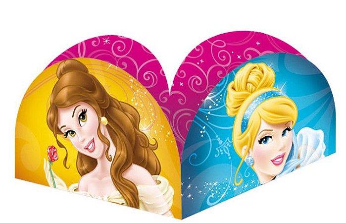 Porta Forminha Doces Princesas Disney
