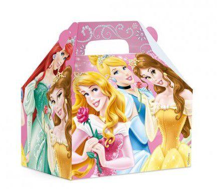 Caixa Surpresa Maleta Princesas Disney