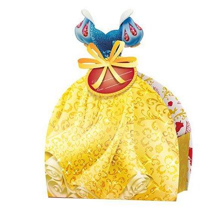 Caixa Surpresa Vestido Branca de Neve - Disney