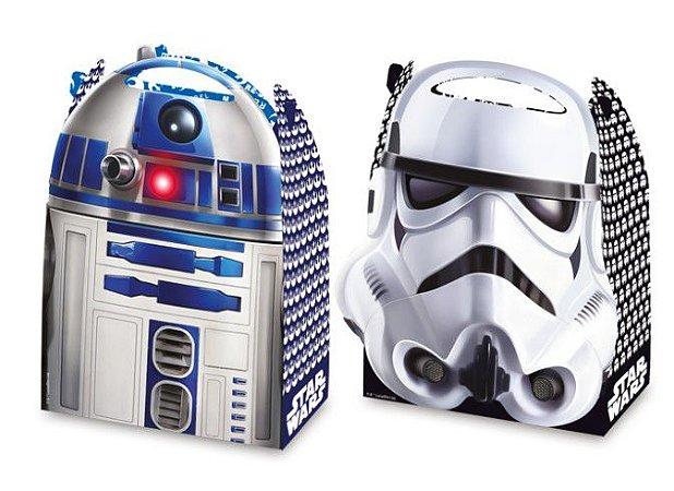 Caixa Surpresa Maleta Star Wars Clássico
