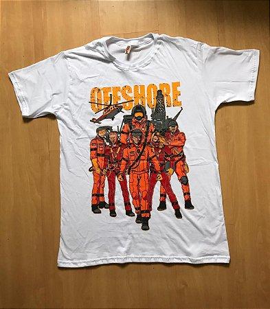 Camiseta Offshore-Branca