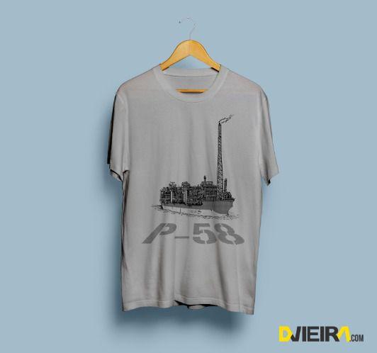 Camisetas personalizadas Mundo Offshore