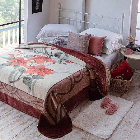 Cobertor Casal Acores Jolitex Ternille Kyor Plus 1,80cm x 2,20cm