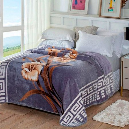 Cobertor Casal Provença Jolitex Ternille Kyor Plus 1,80cm x 2,20cm