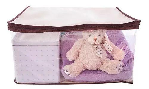 Porta Tudo Organizador Edredons, Cobertores, Brinquedos