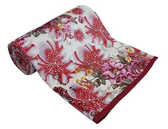 Cobertor Carneiro Estampado - 11944