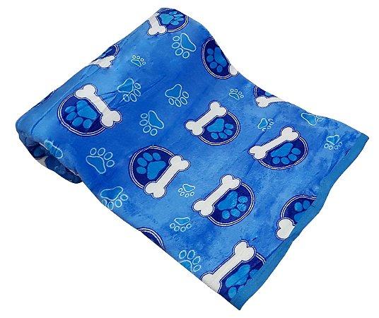 Cobertor Carneiro Estampado - 11922