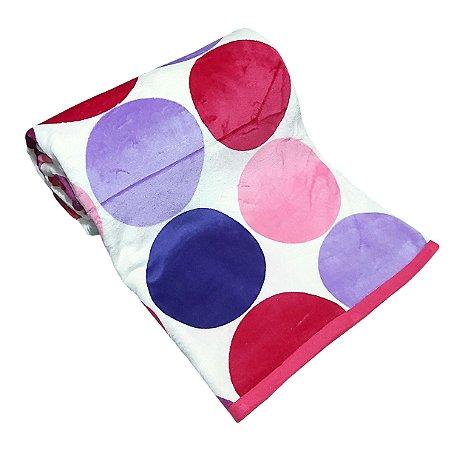 Cobertor Carneiro Estampado - 11931