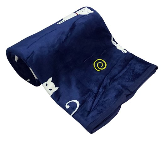 Cobertor Carneiro Estampado - 11933