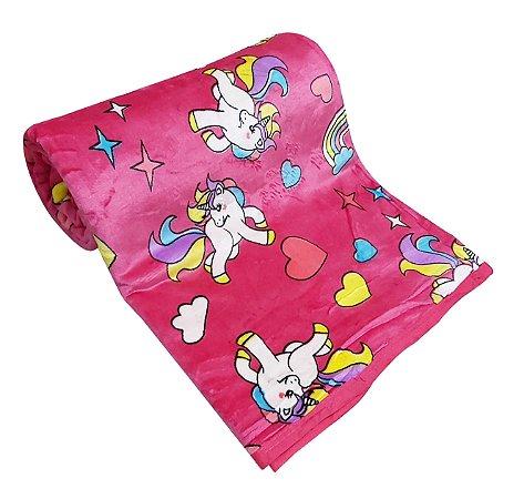 Cobertor Carneiro Estampado - 11934