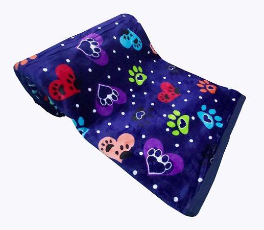 Cobertor Carneiro Estampado - 11948