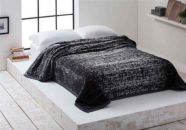 Cobertor Corttex - Noah Cinza