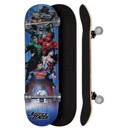 Skate - Justice League