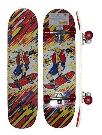 Skate - Raio