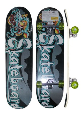 Skate -  Dragão