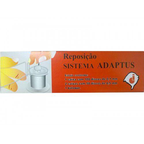 Sistema Adaptus - Reposição