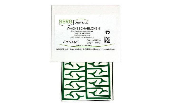Cera - Grampo (T) para Pré-molares c/ 20