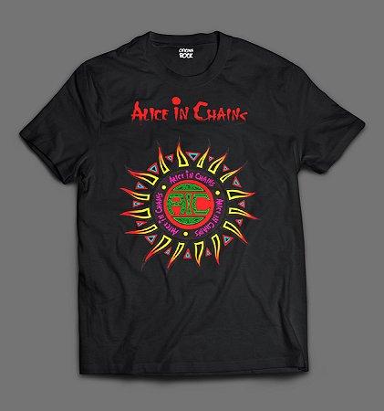 Camiseta Alice in Chains - Suns