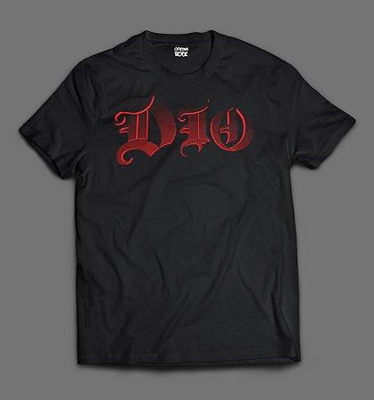 Camiseta - Dio - Logo