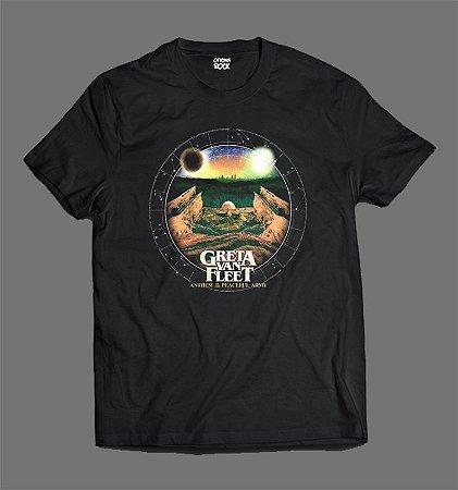 Camiseta - Greta Van Fleet - Anthem of The Peaceful Army