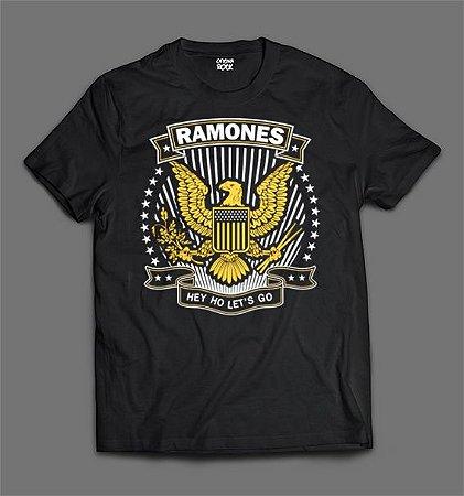 Camiseta - Ramones - Bird.