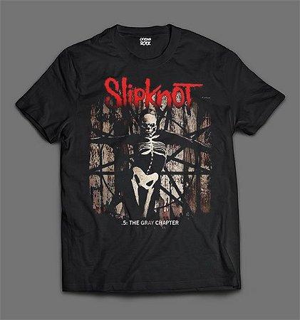 Camiseta Slipknot - The Gray Chapter