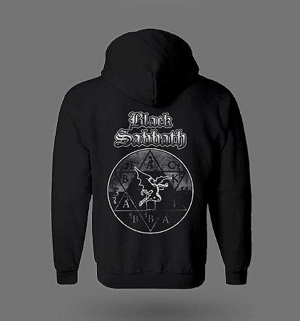 Moletom - Black Sabbath - Angel