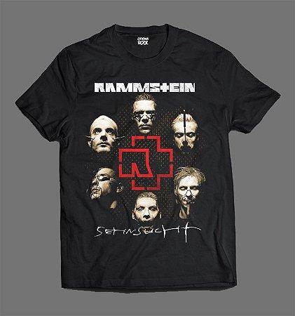 Camiseta - Rammstein - Sehnsucht