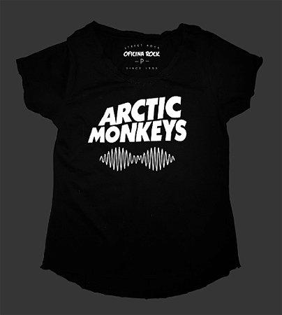 Camiseta - Bata Feminina - Arctic Monkeys