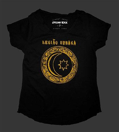 Camiseta - Bata Feminina - Legião Urbana