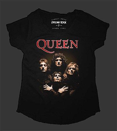 Camiseta - Bata Feminina - Queen Bohemian