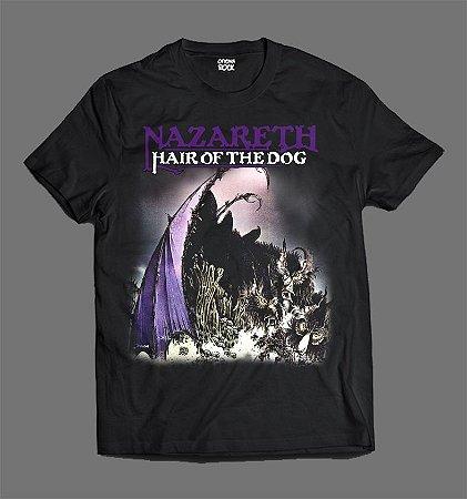 Camiseta - Nazareth - Hair of the Dog