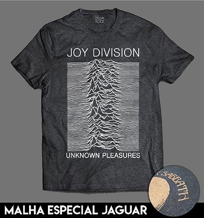Camiseta Especial - Joy Division - Unknown Pleasures