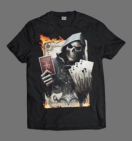 Camiseta - Caveira - Deck