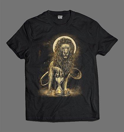 Camiseta - Lion of Time
