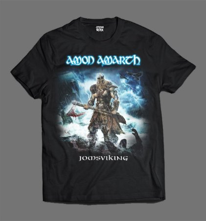 Camiseta - Amon Amarth - Jomsviking
