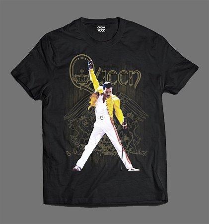 Camiseta - Freddie Mercury - Queen