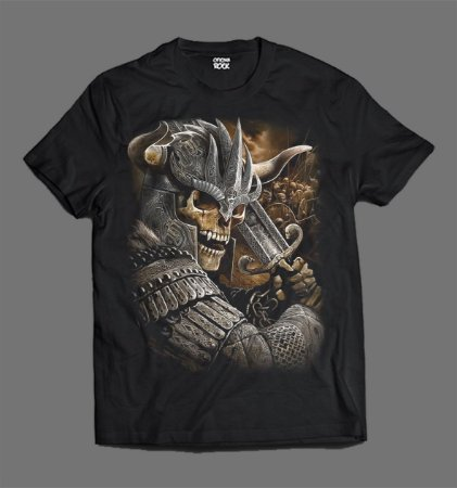 Camiseta - Viking Skull