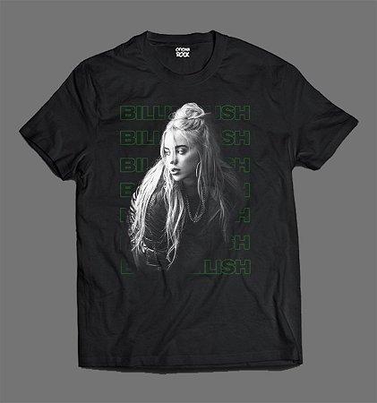 Camiseta - Billie Eilish