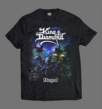 Camiseta - King Diamond - Abigail