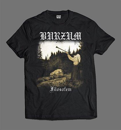 Camiseta - Burzum - Filosofem